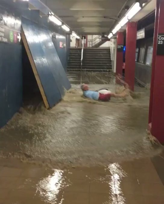 The MTA is not to blame!