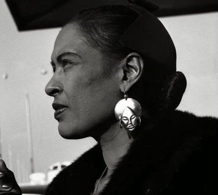 Violets For Her Furs: The UWS's UnSung Neighbor, Billie Holiday