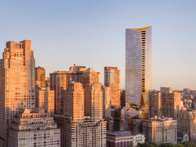 """Upper West Siders Say Luxury Tower's Height-Boosting """"Mechanical Void"""" is Mostly Empty Space – GOTHAMIST"""