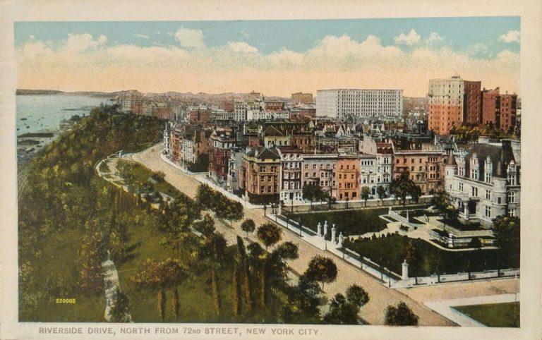 The Many Lives of Riverside Park via Zoom