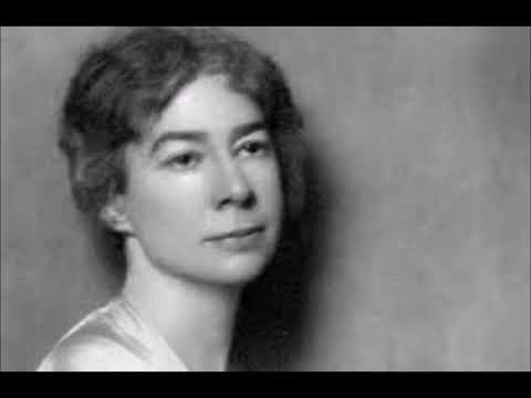 April is National Poetry Month! Meet Sara Teasdale, Upper West Sider and Pulitzer Prize Winner