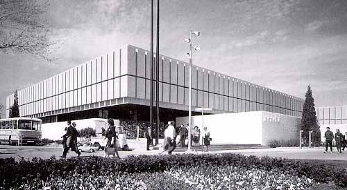 """via zoom """"Lost Jewel: Tracking Down the Spanish Pavilion of the NY World's Fair"""""""