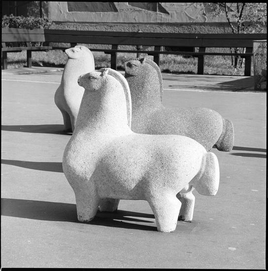 Nivola's Horses