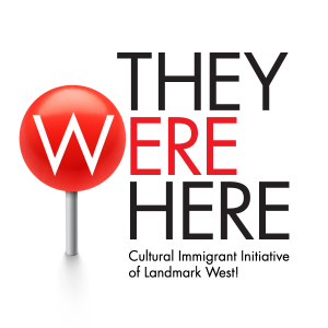 """""""THEY WERE HERE"""" Launch Event!"""