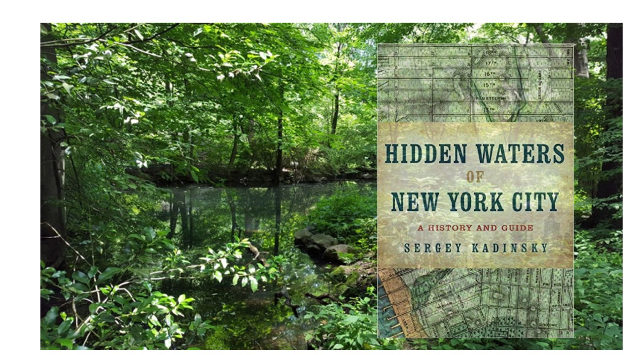 HiddenWaters of the UWS and Central Park