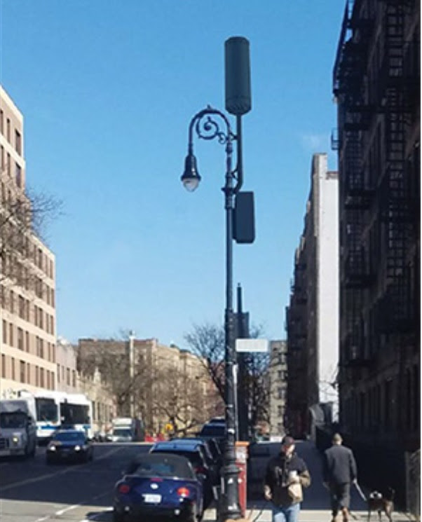 "Atrocious ""Design"" for 5G Equipment Will Ruin UWS Bishop's Crook Lamps!"