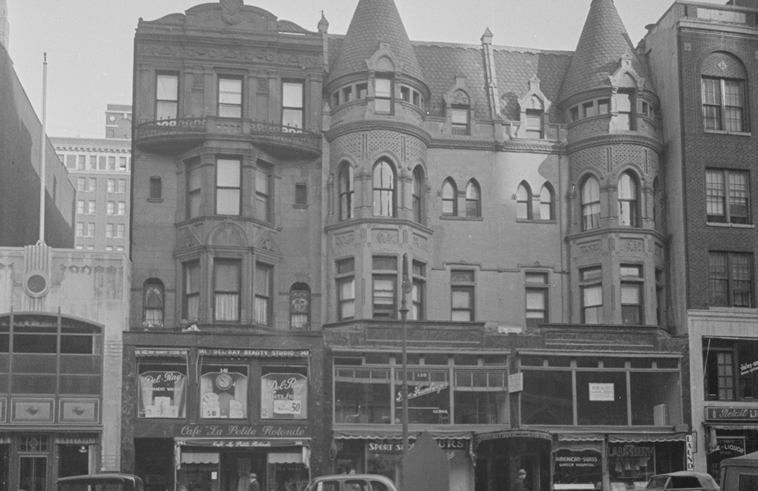 137-139 West 72nd Street