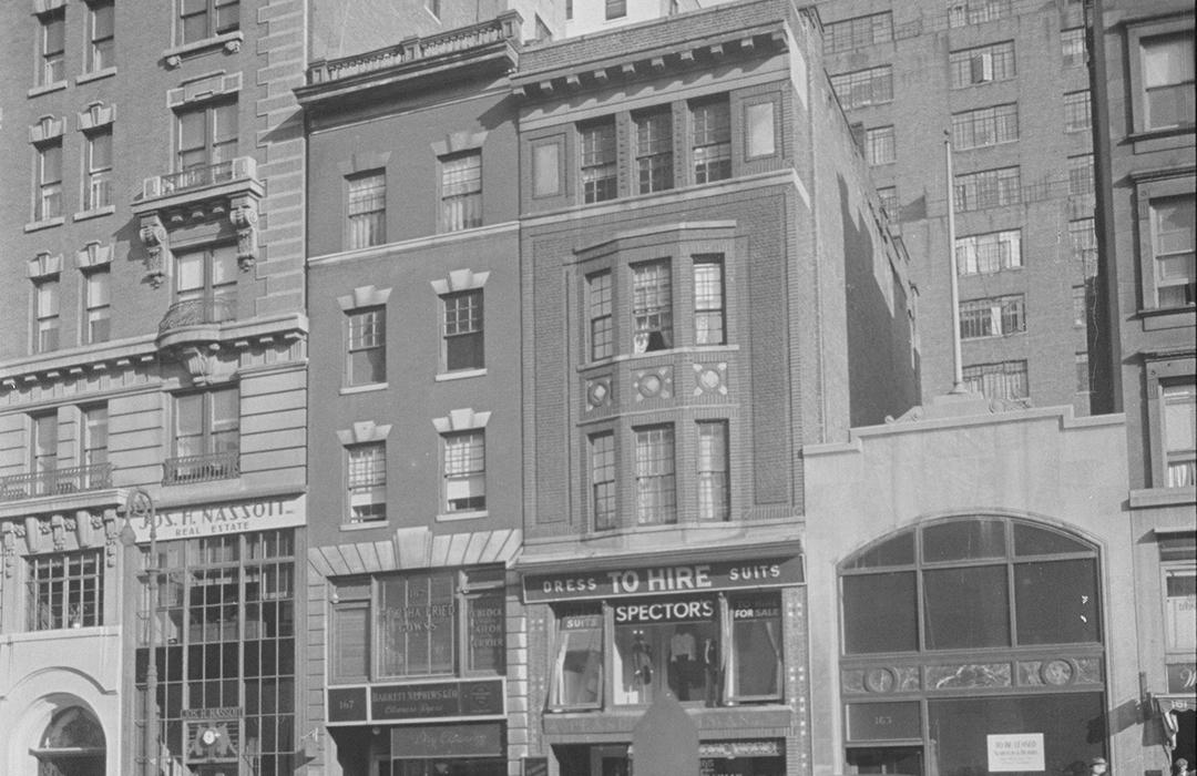 165 West 72nd Street