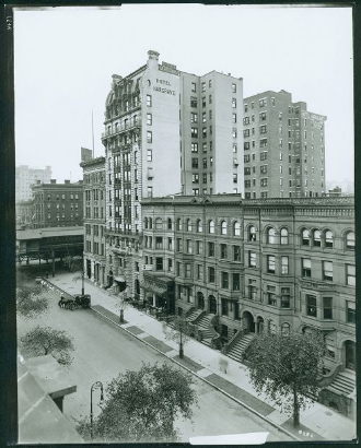 Architectural Styles of the Upper West Side