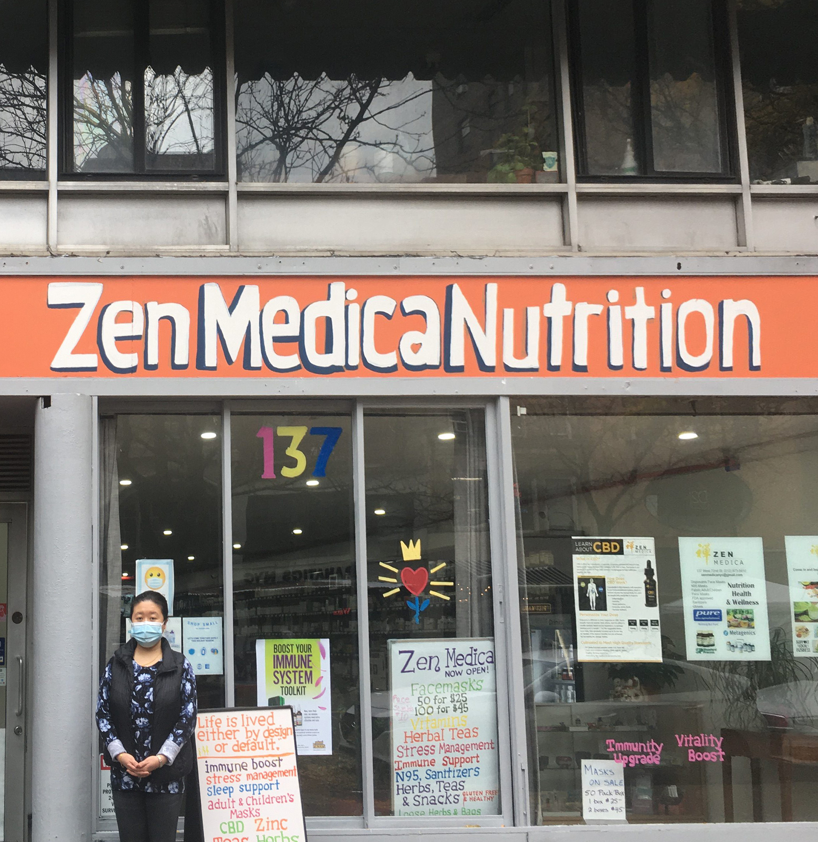Zen Medica Offers Relief Via Advice and Nutritional Medications