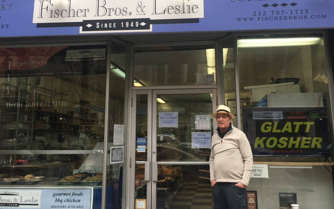 Kosher Butcher Shop Thriving