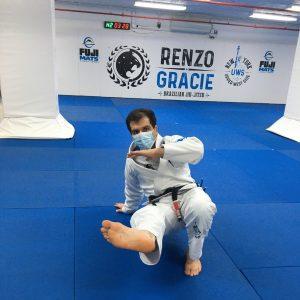 Brazilian Jui-Jitsu Helps Master Frustrations of Daily Life