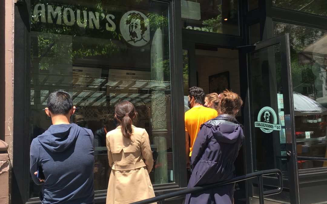 Upper West Side embraces Mamoun's 11th