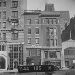 167 West 72nd Street